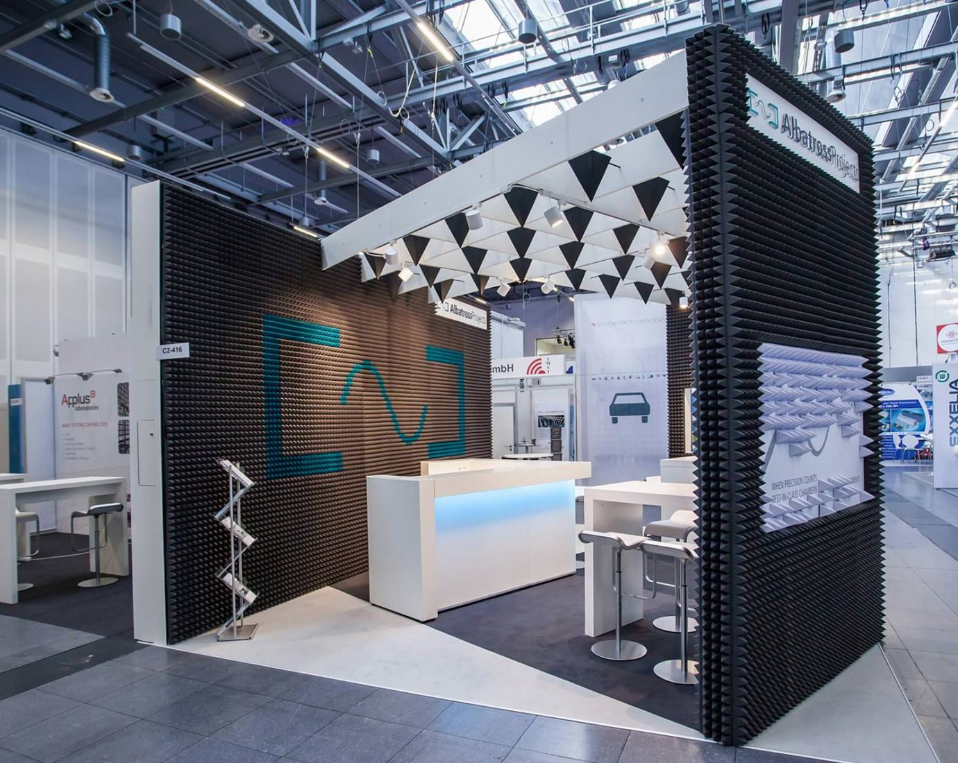 DIMAH Messe + Event für perfekte Markenkommunikation und Markenräume