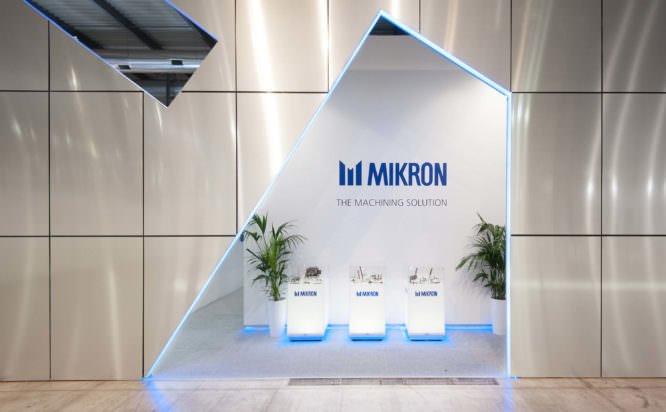 Mikron EMO 2015