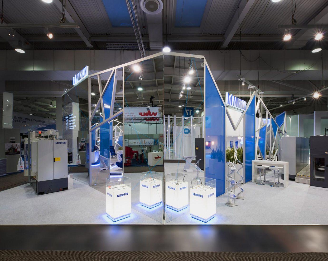 DIMAH - Messebau, Markenräume und Markenkommunikation
