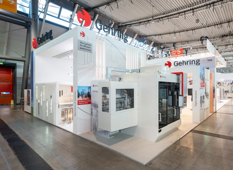 Gehring 2018 –Szenografie by DIMAH Messe + Design