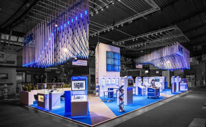 SMC Deutschland Motek 2019